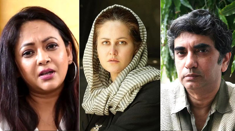 Afghanistan Crisis: Sreelekha Mitra and Anik Dutta shares Director Sahraa Karimi's post | Sangbad Pratidin