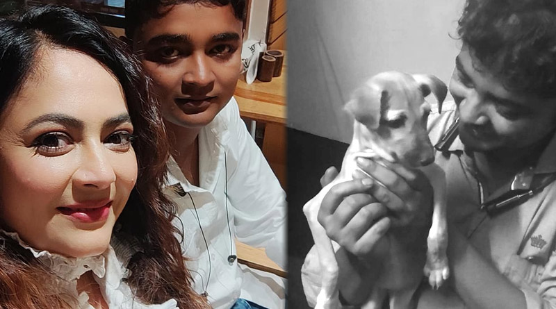 Shasanka accused of murdering adopted puppy after date with Sreelekha