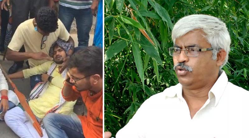 Sujan Chakraborty slams BJP, Tripura for attack on TMC youth leaders | Sangbad Pratidin