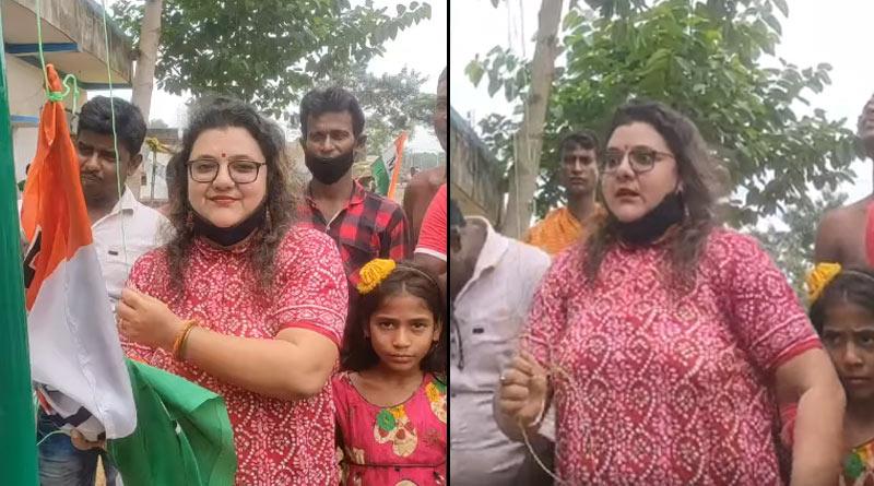 'Suvendu Adhikari Zindabad' slogan in TMC's programme, video goes viral | Sangbad Pratidin