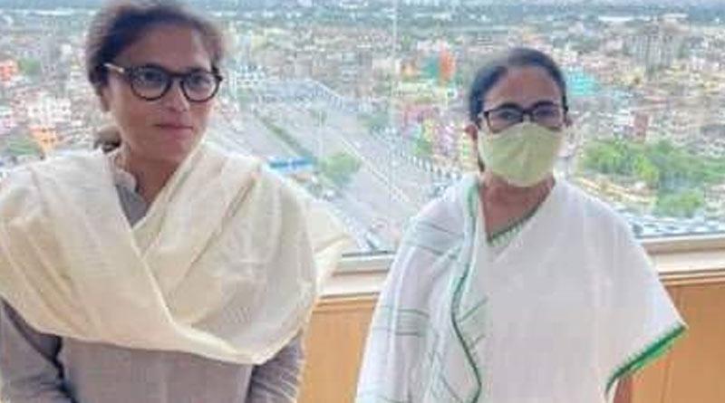 Tripura TMC wants Congress turncoat Sushmita Dev to lead party in the state   Sangbad Pratidin