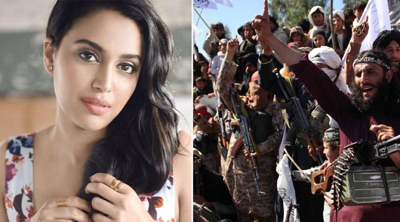 Taliban terror: FIR against Bollywood actress Swara Bhaskar in cyber crime PS of Kolkata Police   Sangbad Pratidin