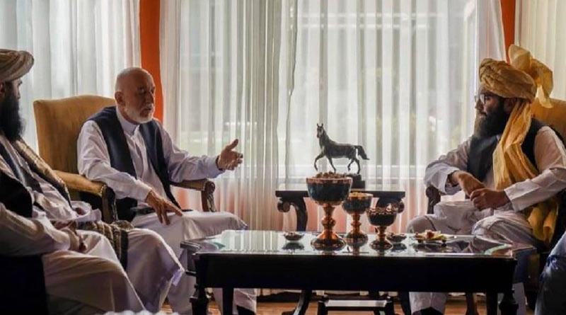 Taliban won't form new government until August 31 as per 'deal' with US: Report | Sangbad Pratidin