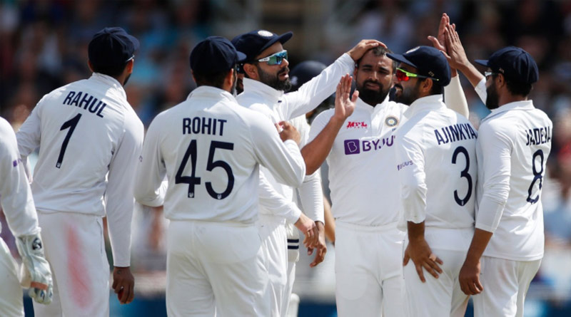 India vs England: Team India's pacers Shines on first day of first test match | Sangbad Pratidin