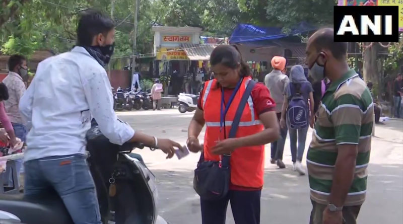 Once National-Level Boxer, Ritu Now Sells Parking Tickets In Chandigarh To Make Ends Meet   Sangbad Pratidin