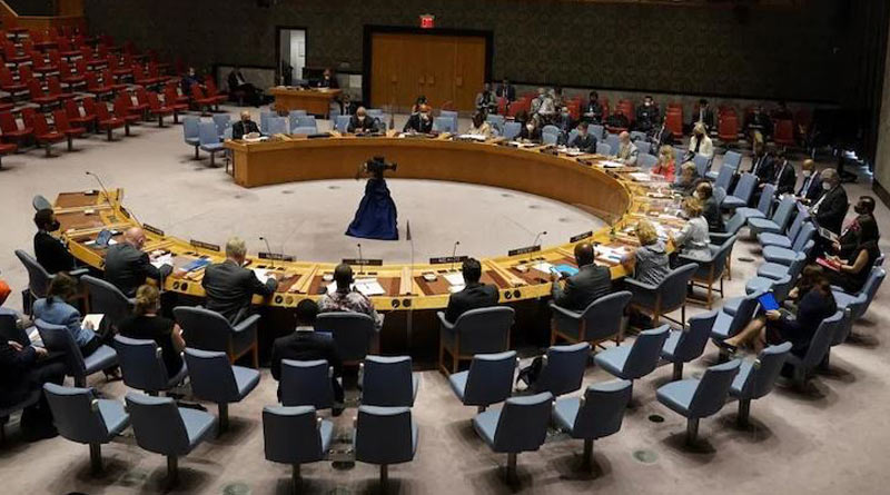 UN Security Council adopts resolution on Afghanistan। Sangbad Pratidin