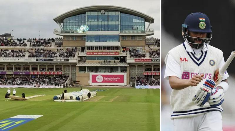 India vs England 1st Test: Rain forces early stumps on Day 2, Virat Kohli out for a golden duck | Sangbad Pratidin
