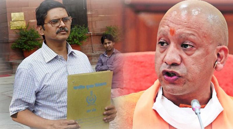 Uttar Pradesh: Former Uttar Pradesh cadre IPS officer Amitabh Thakur to fight against Yogi Adityanath   Sangbad Pratidin