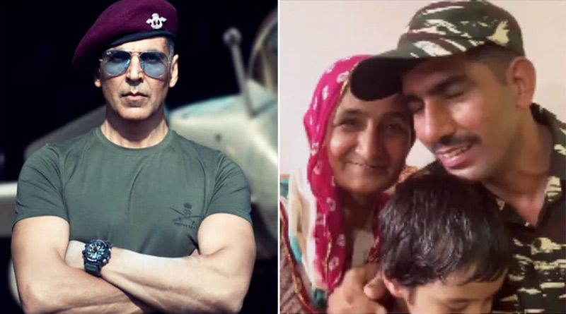 Akshay Kumar pays tribute to Bharat ke veer on 75th Independence Day, posts a special video | Sangbad Pratidin