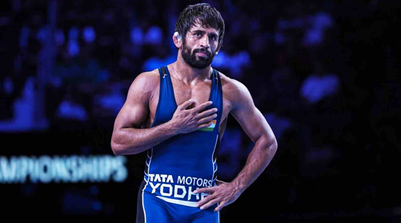 Tokyo Olympics 2020: Wrestler Bajrang Punia lost in the semi final   Sangbad Pratidin