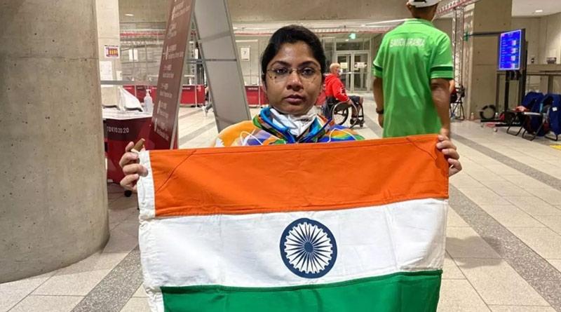 Bhavinaben Patel Reaches Final, Assured Silver in Tokyo Paralympics | Sangbad Pratidin