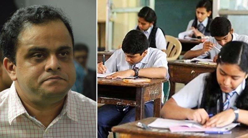 WB Education minister Bratya Basu opens up about Madhyamik and Higher secondary examination   Sangbad Pratidin