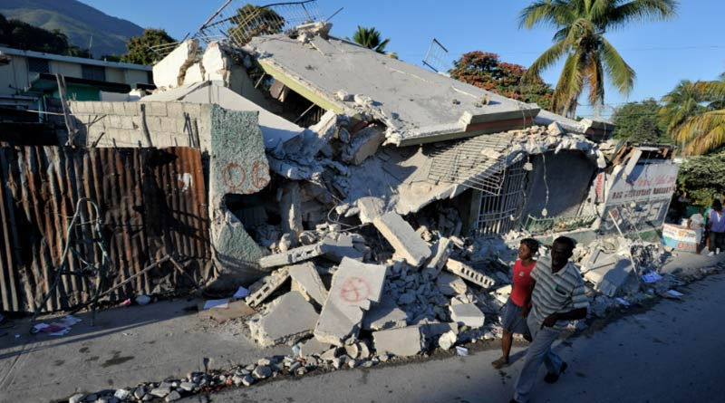 Haiti Searches For Survivors After Earthquake Kills At Least 304 | Sangbad Pratidin
