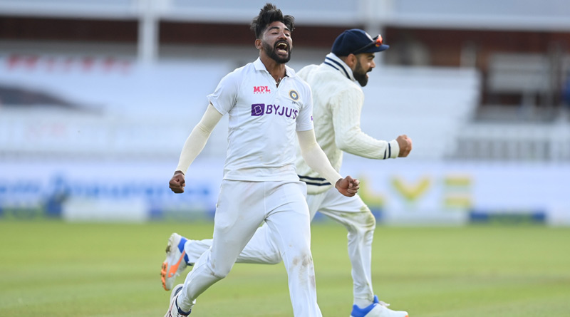 India beats England in 2nd test at Lords | Sangbad Pratidin