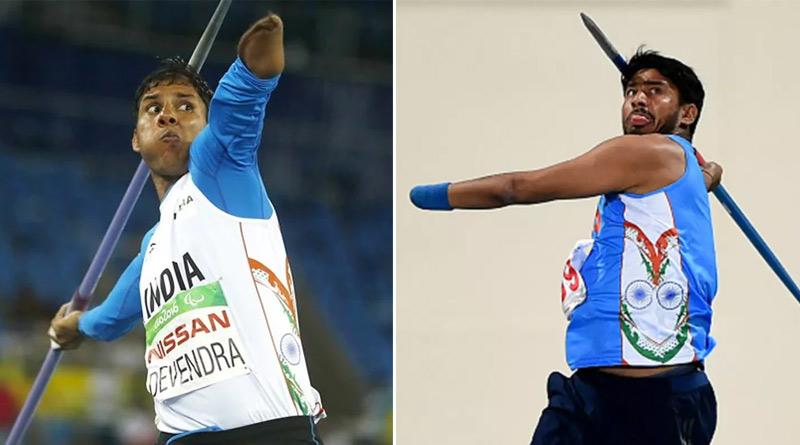 Tokyo Paralympics 2020: Devendra Jhajharia wins silver, Sundar Singh Gurjar wins bronze in men's javelin throw event | Sangbad Pratidin