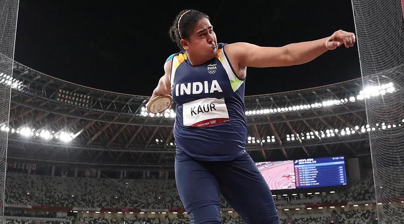 Kamalpreet Kaur Finishes 6th In Women's Discus Final in Tokyo Olympics | Sangbad Pratidin