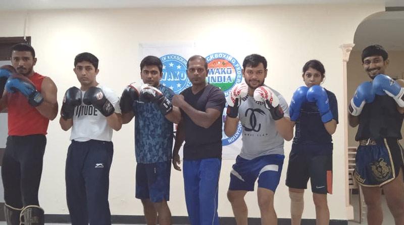 kolkata is participating as a district body in Wako India Kickboxing National Tournament   Sangbad Pratidin
