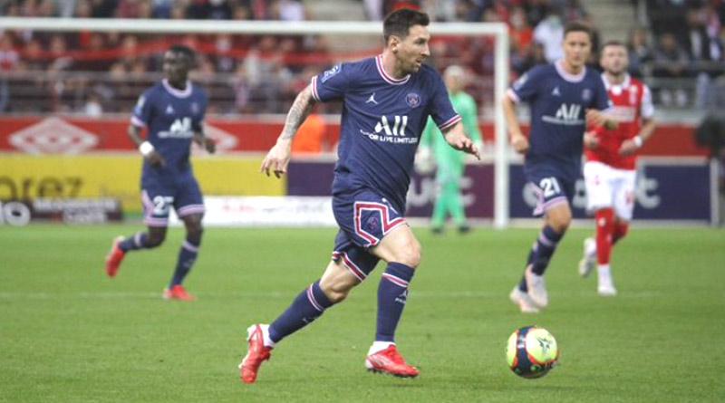 Lionel Messi makes PSG debut as Mbappe steals the show | Sangbad Pratidin