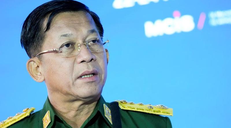 Military leader of Myanmar takes new title of prime minister in caretaker government | Sangbad Pratidin