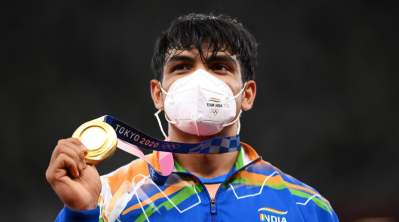 Tokyo Olympics: Everyone wishes Neeraj Chopra for winning gold medal