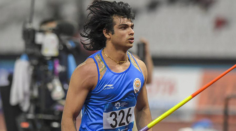 Neeraj Chopra Qualifies For Men's Javelin Throw Final in Tokyo Olympics | Sangbad Pratidin