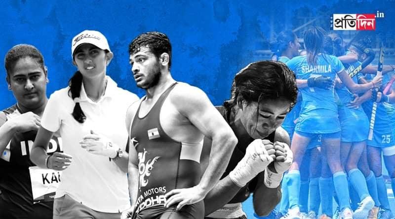 Tokyo Olympics: Indian Athletes who misses Medal by a narrow margin | Sangbad Pratidin