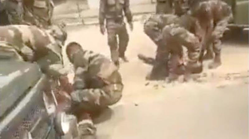 One Army jawan dead, 2 injured during training activity near Pathankot army base   Sangbad Pratidin