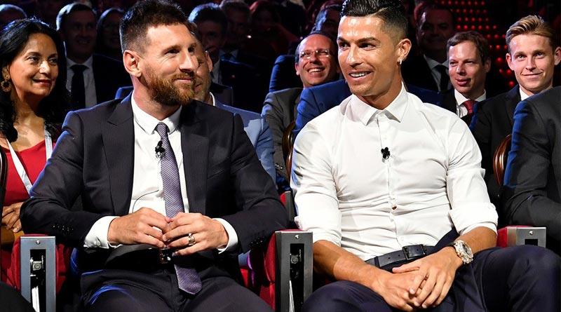 PSG plans to sign Cristiano Ronaldo after Lionel Messi | Sangbad Pratidin