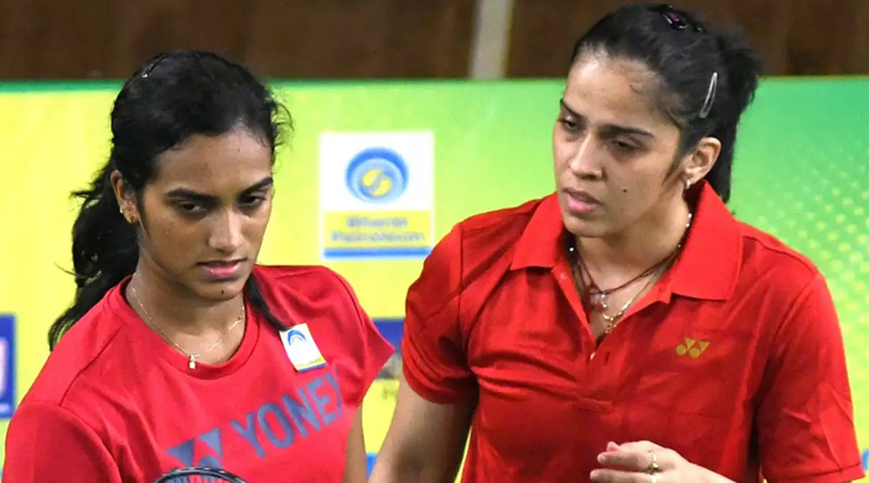 Saina Nehwal did not Congratulated Me, says PV Sindhu after Winning Bronze in Tokyo Olympics | Sangbad Pratidin