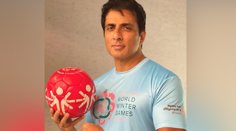 Sonu Sood delighted to be announced as the brand ambassador of Special Olympics Bharat | Sangbad Pratidin