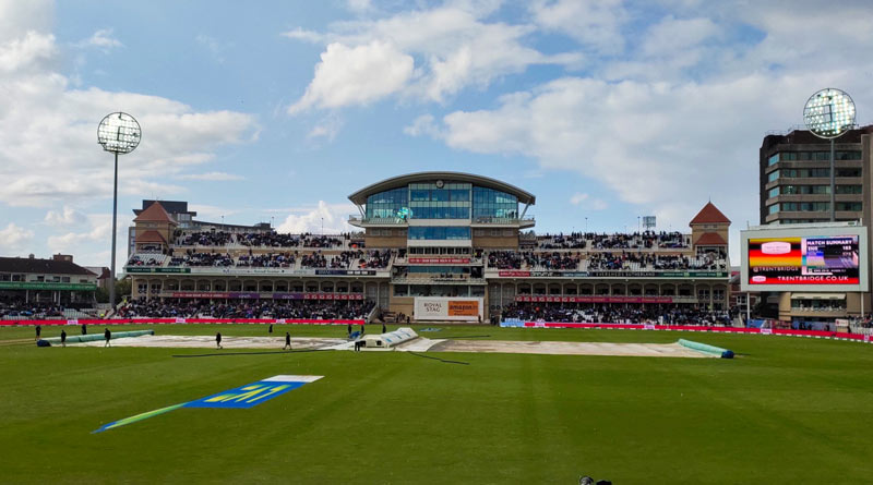 India vs England 1test day 3: Play has been abandoned for the day | Sangbad Pratidin