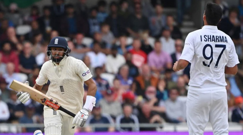 India vs England: Team India is in deep trouble after 1st day in Third test   Sangbad Pratidin