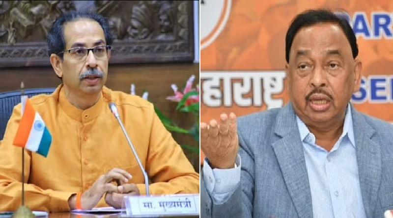 FIR against Central Minister Narayan Rane for 'slap' remarks against Maharashtra CM | Sangbad Pratidin