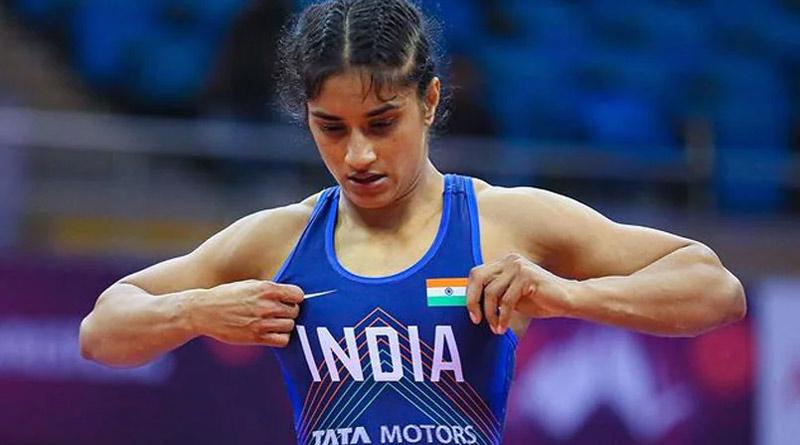 Tokyo Olympics 2020: Wrestling Federation of India suspends star wrestler Vinesh Phogat | Sangbad Pratidin