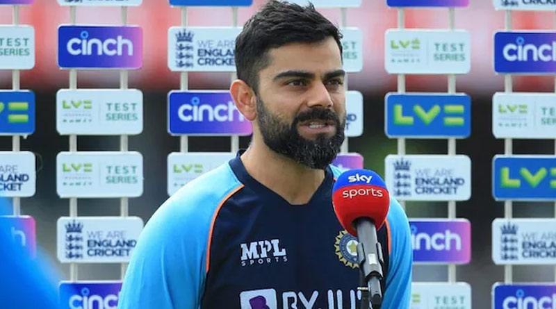India vs England: Virat Kohli Says