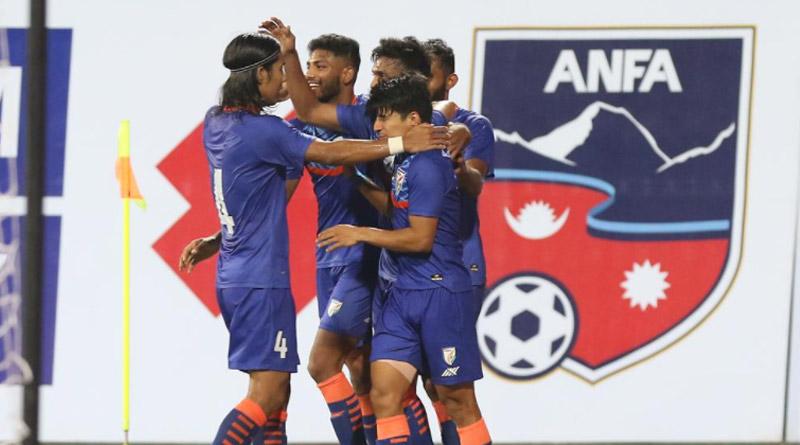 International Friendly: India beats Nepal by 2-1 | Sangbad Pratidin