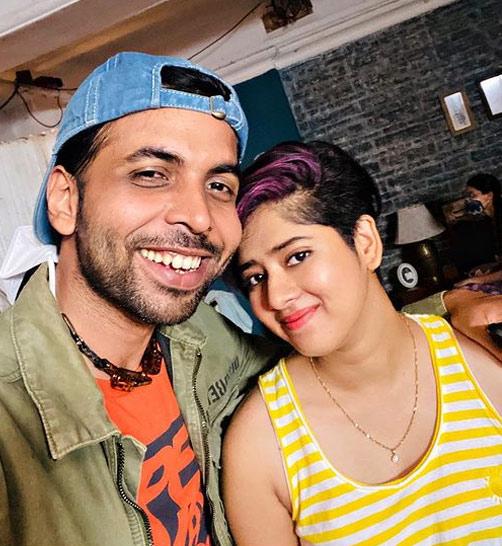 Abhishek and Ditipriya