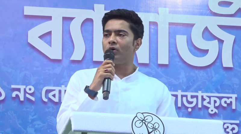 Abhishek Banerjee will campaign for by election after laxmi puja। Sangbad Pratidin