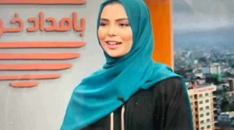 Taliban Terror: Female anchor joins TV showin Tolo News in Afghnaistan inspires all women | Sangbad Pratidin