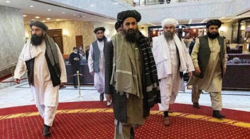 Qatar's high-level delegation meets Taliban leader Akhund, former Afghan president Karzai in Kabul | Sangbad Pratidin