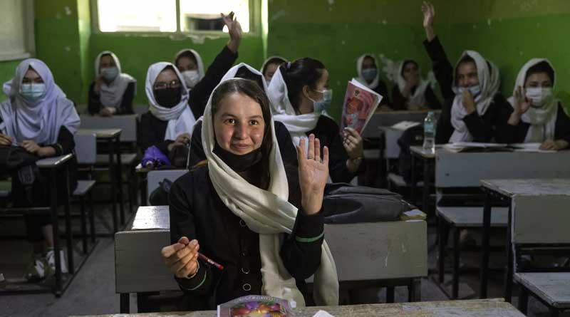 UNICEF, UNESCO slam Taliban for denying permission to open girls' school | Sangbad Pratidin