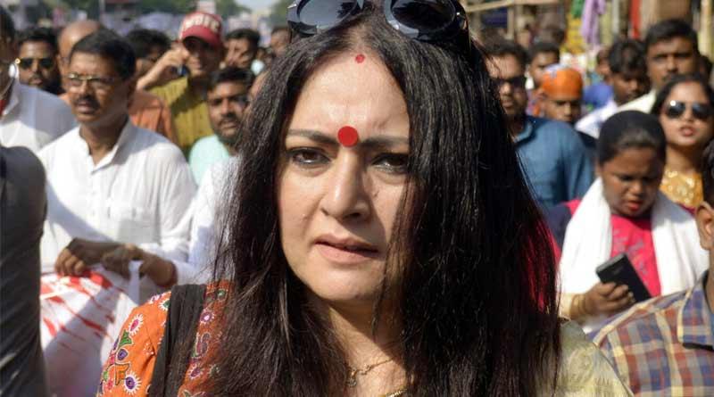 BJP MLA Agnimitra Paul's Twitter account hacked, fir lodged | Sangbad Pratidin