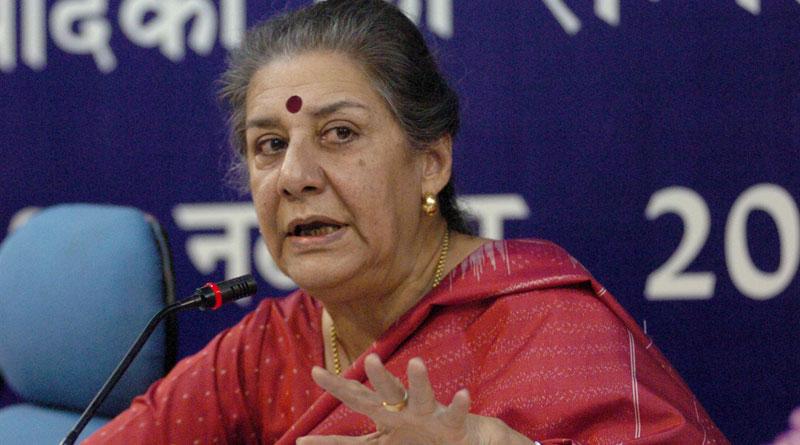 Punjab Congress crisis: Ambika Soni declines CM post, say sources | Sangbad Pratidin