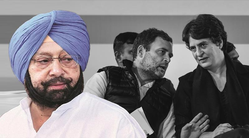 Capt. Amarinder Singh's ouster in Punjab a gamble for Congress? | Sangbad Pratidin