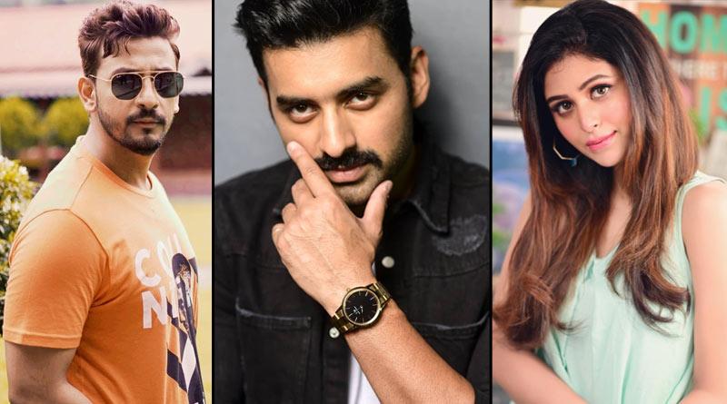 Ankush, Ritabhari and bonny in FIR Movie teaser | Sangbad Pratidin