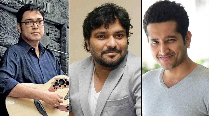 Did Parambrata and Anupam Roy Slammed Babul Supriyo with their latest tweet? | Sangbad Pratidin