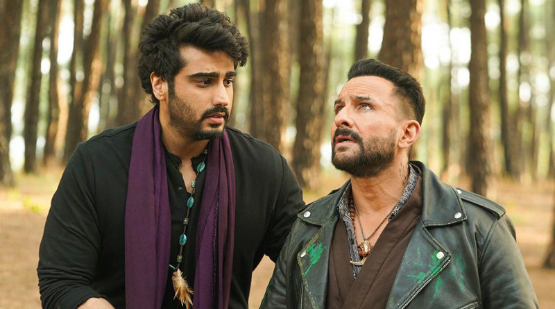 Bhoot Police Review: Saif Ali Khan and Arjun Kapoor Starrer fails to impress audience