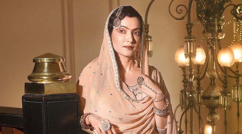 Arpita Chatterjee mesmerizing as Gauhar Jaan