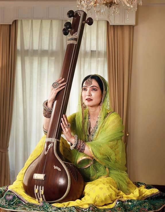 Arpita Chatterjee as Gauhar Jaan