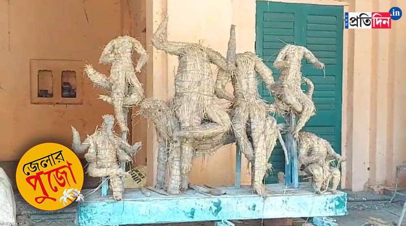 This Bardhaman family performing Durga Puja from decades | Sangbad Pratidin